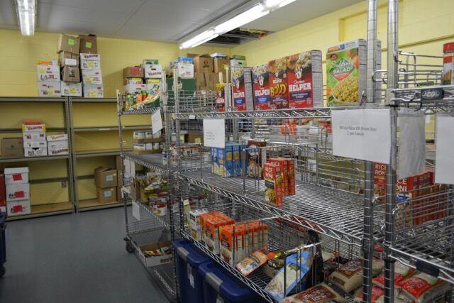 Food Pantry Near Me #35248 (61) - Seymour Oxford Food